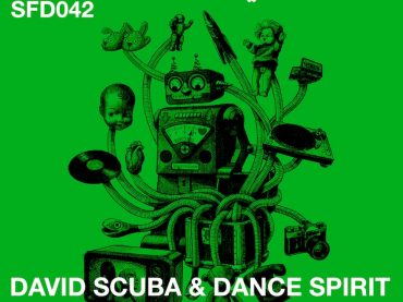 David Scuba teams up with Dance Spirit for the latest release on Mr C's Superfreq