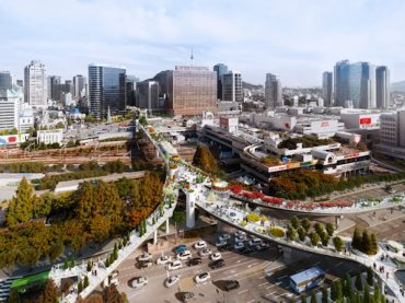 Seoullo 7017 – The Skygarden for Seoul