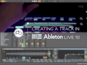 Making a Track in Ableton Live 10 with : First Look with Point Blank Music School