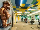 Take a look inside the new elrow global HQ in Barcelona