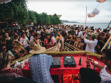 Air Festival returns to Gili Island, Indonesia March 30th – April 1st – Phase 1 Line up Announced