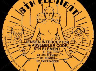 Sydney based, Jensen Interceptor and Assembler Code bring 4 acidic gems to German label, Boys Noize