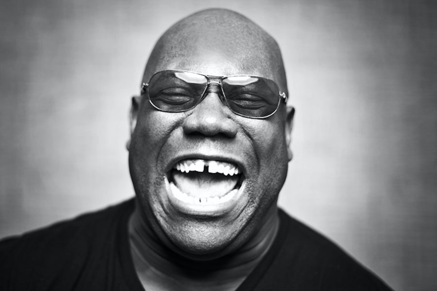 Carl Cox Live from the Midway in San Francisco - Decoded Magazine