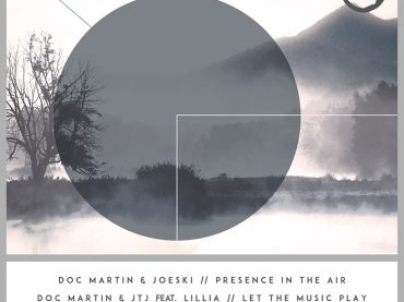 Doc Martin and Joeski join forces once again for the latest release on Lapsus Music