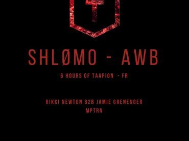 IWTFA presents Tapion Records [France] in their first Australian tour featuring Shlømo/AWB