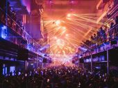 """Printworks London is like nowhere else. It's just totally unique. We love that this incredible behemoth of a space has had life breathed into it"" – Mark Newton, Broadwick Live Director"