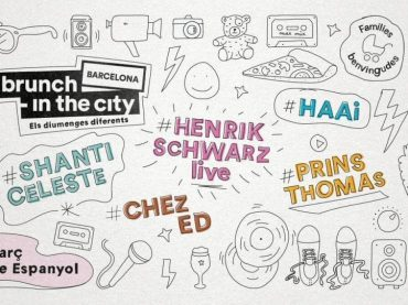Brunch in the City Reveal 2018 Series ft Larry Heard, Move D, Robert Hood, Maya Jane Coles, Apperat, Actress, Mount Kimbie, Lone and more..