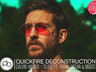 Watch a deconstruction of Calvin Harris – 'Slide' ft. Frank Ocean with Point Blank Music School