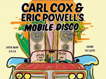 "Bali's hottest new beach club Ulu Cliffhouse to host Carl Cox and Eric Powell's ""Mobile Disco"""