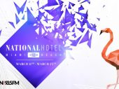 National Hotel announce pool parties for Miami Music Week with Amelie Lens, MK, Victor Calderone, Art Department, Solardo, Latmun and Detlef