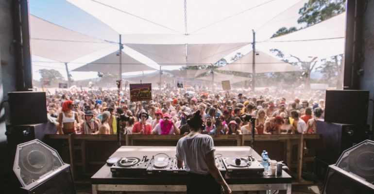 Enter planet dust: what went down at Australia's Pitch festival