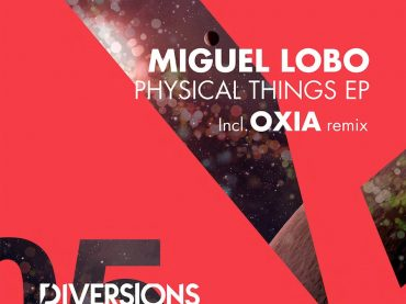 "Miguel Lobo releases the ""tight and groove-focused"" 'Physical Things' EP on Diversions Music"