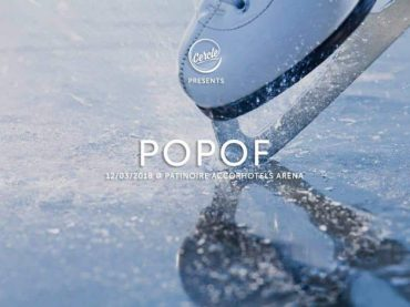 POPOF to perform live stream from an Ice Rink in Paris for the latest edition of the famous Cercle Series