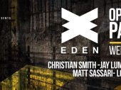 Eden Ibiza opening party announced featuring techno label TRONIC & Friends