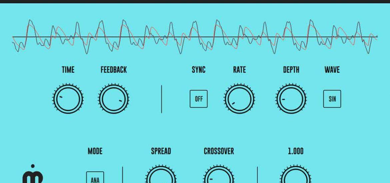 Introducing DLYM - Free Delay Modulator effects plugin for VST/AU