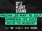 Carl Cox will play at Amnesia, Pacha & DC10, for 1 night only at each iconic Ibiza club