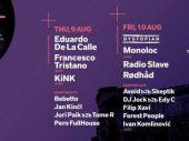 Moondance Festival Croatia announce KiNK, Rødhåd, K-HAND, Dystopian, Tresor and many more