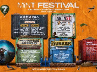 Mint Festival Leeds announce 2018 line-up including Adam Beyer, Dixon, Skream, DJ EZ, Moodymann, Derrick Carter, Kerri Chandler and Peggy Gou and more