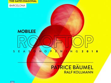 Mobilee to kick off annual rooftop series with Patrice Bäumel on April 29th