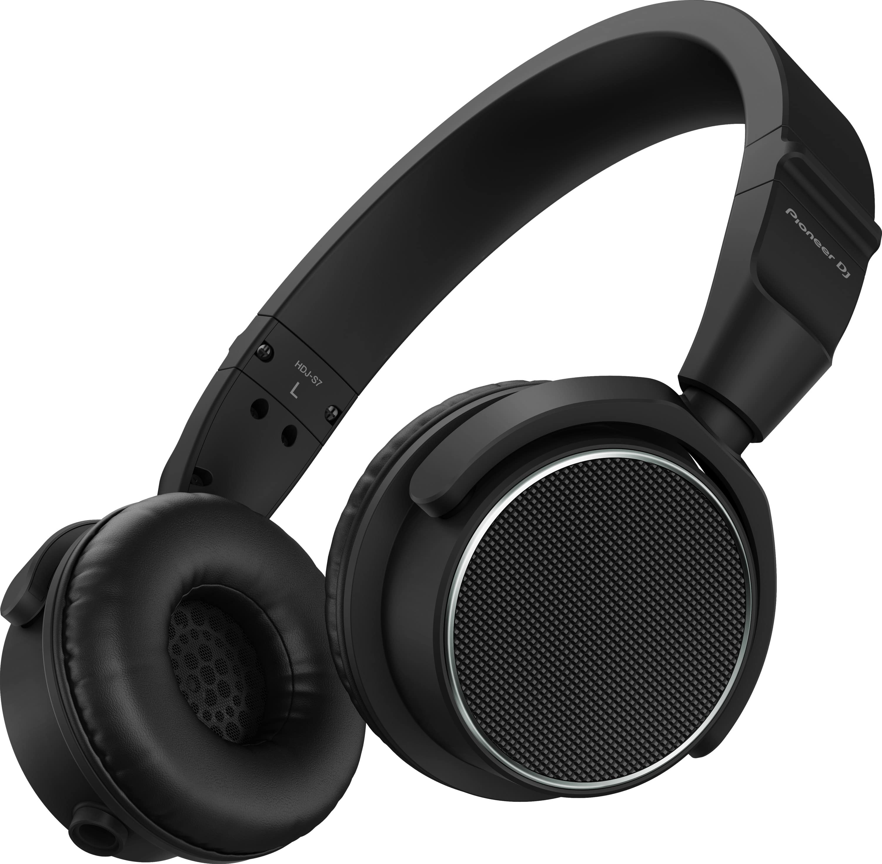 cef2ffae114 Following the launch of the HDJ-X10, HDJ-X7 and HDJ-X5 professional over-ear  DJ headphone models in autumn 2017, Pioneer are releasing the HDJ-S7 ...