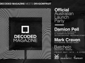 Decoded Magazine touches down in Australia with their first official launch party