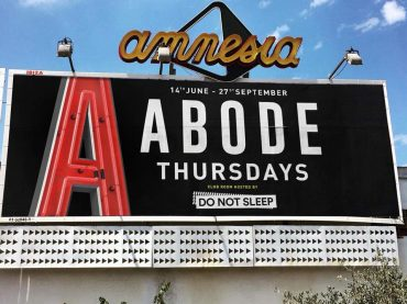 ABODE announces week by week line-ups for Amnesia Ibiza series
