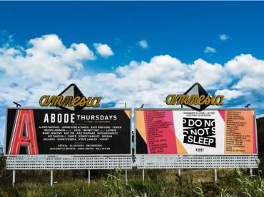 ABODE announce headliners for Thursday at Amnesia including Groove Armada, Heidi, Nic Fanciulli, Secondcity, Skream, Steve Lawler, Solardo & more