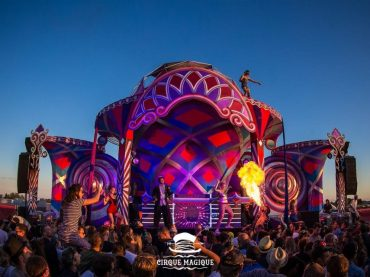 Cirque Magique add extra day and announce full line-up & stage splits including Sven Väth, Ben Sims b2b Truncate, DVS1, DJ Ghost, Roman Flügel, Luciano, Oscar Mulero, Nicole Moudaber and more