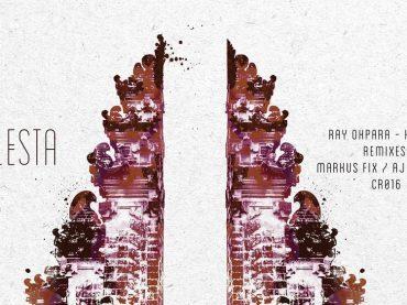 Exclusive Premiere: Ray Okpara – Kuta (AJ Christou's Dubby Dub Dub) – Celesta Recordings