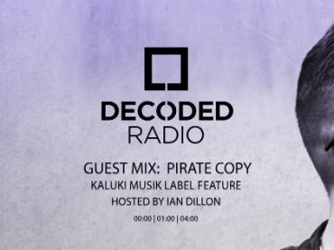 Decoded Radio presents Kaluki Musik with Pirate Copy + Interview