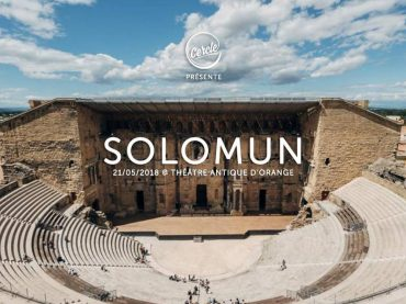 Cercle announce Solomun to play in ancient Roman amphitheatre
