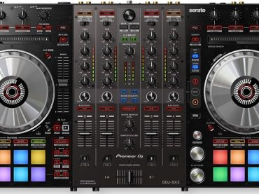 Meet the DDJ-SX3: The upgraded performance DJ controller for Serato DJ Pro