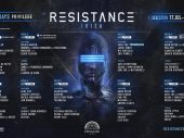 Resistance Ibiza Announces Full Lineup and Programming For and epic 9-Week 2018 Season
