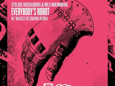 Stelios Vassiloudis & Nils Nuernberg team up on Tenampa Recordings with 'Everybody's Robot'