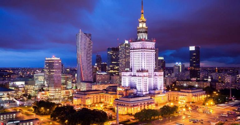 Poland's Instytut Festival promoters compile their Warsaw city guide