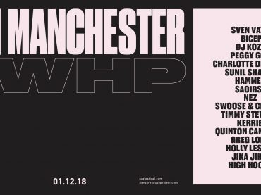 AVA hits Manchester to take over The Warehouse Project with Sven Väth, Bicep, DJ Koze, Peggy Gou, Charlotte de Witte and more