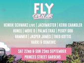 FLY Open Air Festival announce Henrik Schwarz live, Kerri Chandler, Jackmaster, Peggy Gou, Move D and more