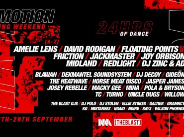 Bristol's Motion unveil huge In:Motion opening weekend line-up with Amelie Lens, Redlight, Floating Points, Joy Orbison and more