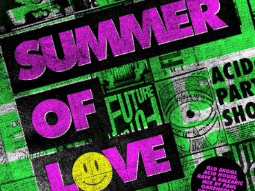 Summer Of Love – 3CD mix from Paul Oakenfold, Colin Hudd and Nancy Noise celebrating 30th anniversary of acid house