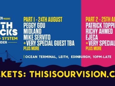 Leith Docks Sound System announce full line-up with Peggy Gou, Midland, Mike Servito, Ejeca, Patrick Topping, Richy Ahmed and more