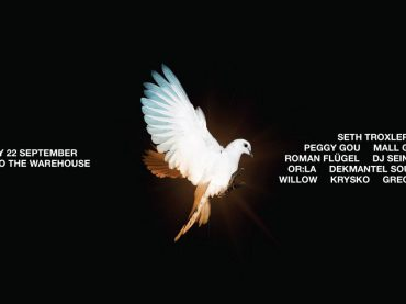 The Warehouse Project announce their opening weekend 'WELCOME TO THE WAREHOUSE'