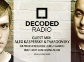 Decoded Radio hosted by Luke Brancaccio presents Dear Deer Records with Alex Kaspersky & Tvardovsky