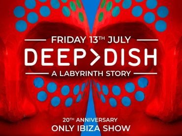 Deep Dish reunite at Pacha Ibiza for an exclusive show at Hot Since 82's Labyrinth
