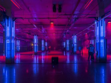 DGTL Barcelona premieres art installation 'Cluster' in Europe