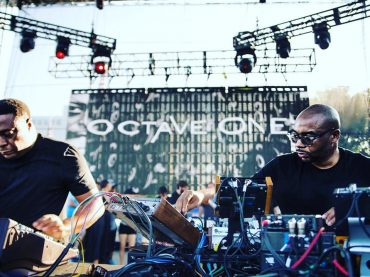 From the altered minds of Octave One comes special Never On Sunday live show