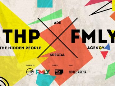 The Hidden People and FMLY agency present their ADE debut with Alex Niggemann, Object Blue, Baltra, Detroit Swindle, Butch and more