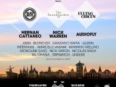 Free Your Mind Announces Line Up ADE showcases: The Soundgarden, Sudbeat and Flying Circus