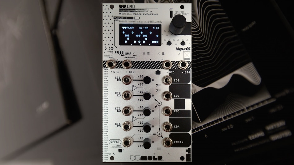 DU-INO: The ultimate synthesizer module and Arduino shield