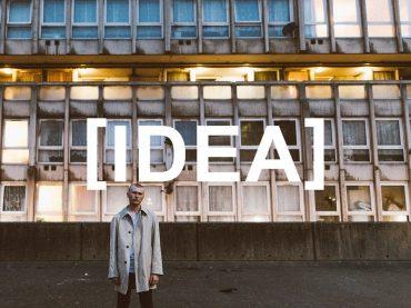 Elliot Adamson launches [IDEA]