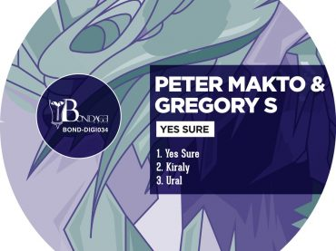 Peter Makto & Gregory S, the Hungarian heroes of the underground, return to the illustrious Bondage Music with a superb EP